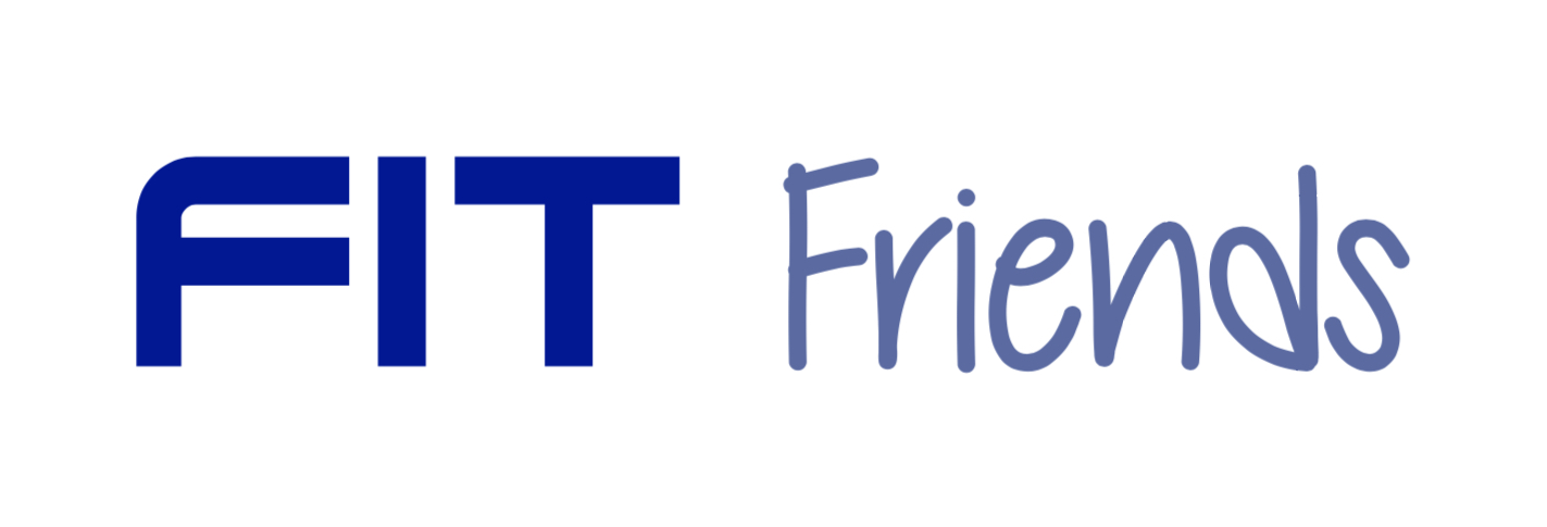 Fit Friends logo - Loughborough Fitness Gym, Studio & Wellbeing Centre
