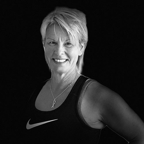 Diane Fisher, personal trainer Loughborough