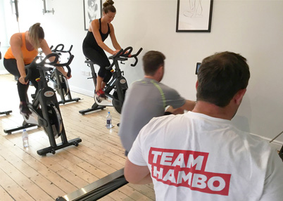 Small Group Fitness Gym Classes - Loughborough fitness studio