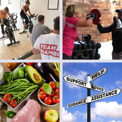 Loughborough fitness rooms & wellbeing centre image