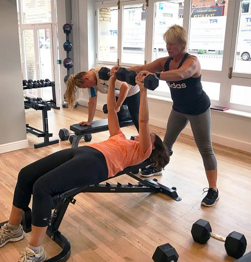 Private Personal Training for Small Groups Loughborough