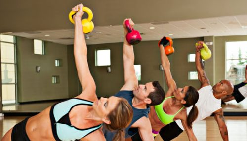 Small group fitness classes Loughborough