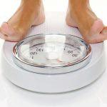feet pondering weight loss loughborough
